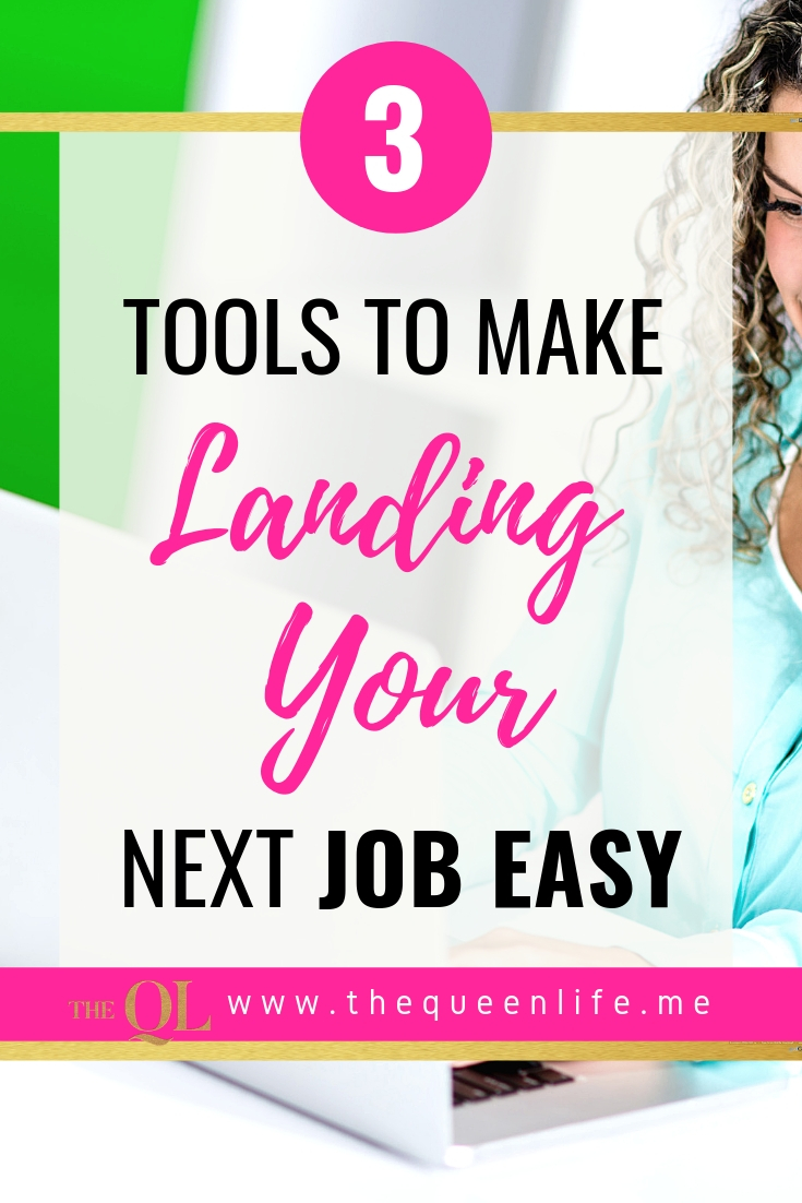 Does job hunting feel like a job byself? These are the job search tips you wish you'd discovered weeks ago. These tools will help you land a job faster. Whether you're a stay at home mom or looking to land your next corporate gigs, these tools will help.
