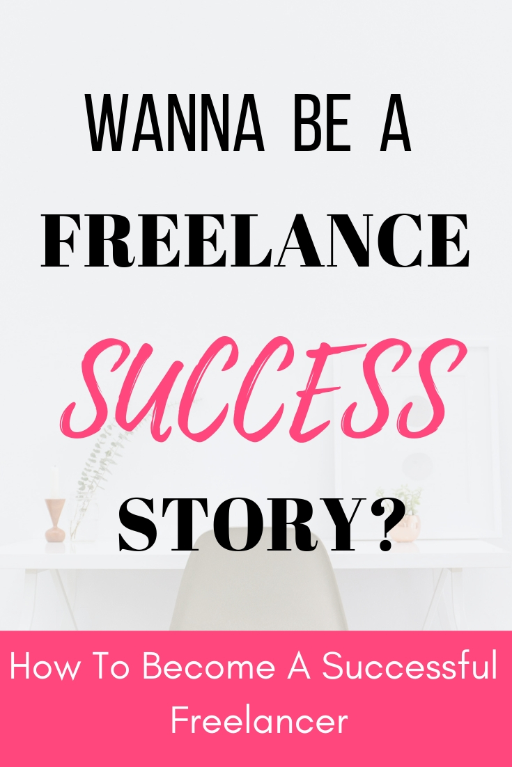 What does it take to become the next Freelance Success Story? If you want to freelance, these 2 tips will help you create a foundation for success. Learn how to avoid 2 mistakes that can cause you to lose out on money and waste time. #freelance #freelancesuccess #sidehustle #sidehustleideas