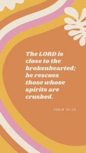 "Psalm 34:19 wallpaper for post ""Bible Verses about Faith in Hard Times"""