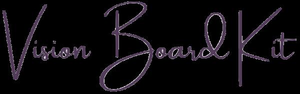Vision Board Kit logo